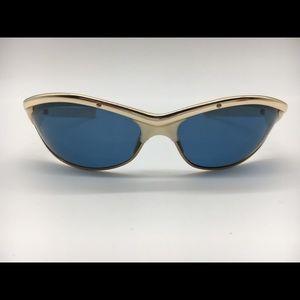 Vintage Polaroid 1965' C'Bon Sunglasses with case